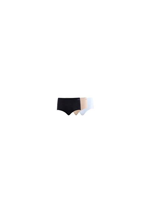 Blackspade Kadın Slip Renkli